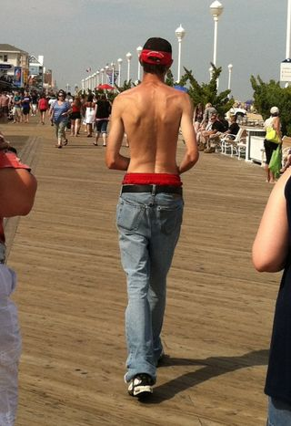 Pull Up Your Goddamn Pants: Boardwalk Edition