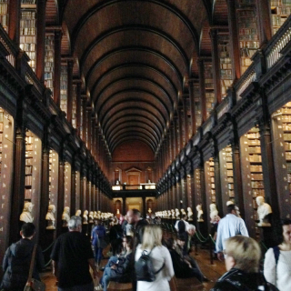 Trinity College-Long Room 3