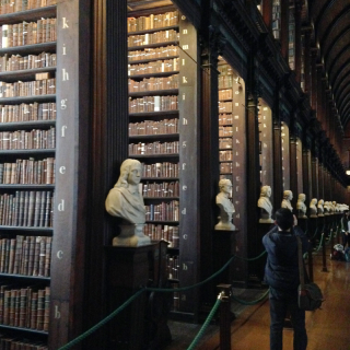 Trinity College-Long Room 4