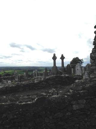 Hill of Slane-Cemetery