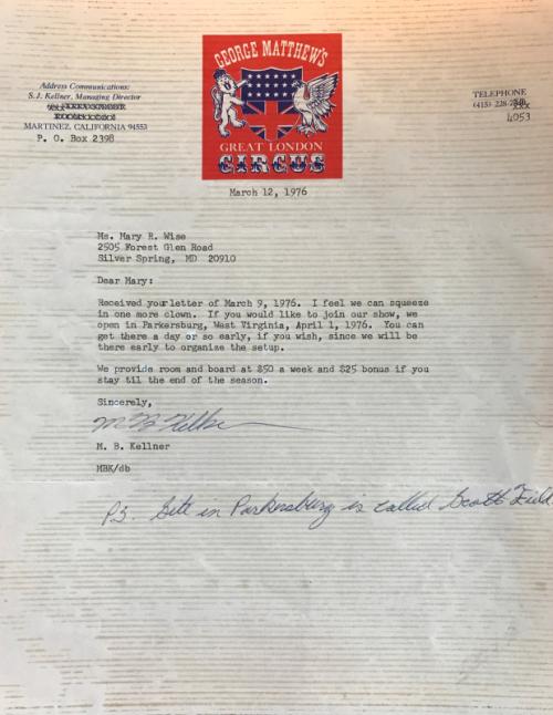 GLC Offer Letter